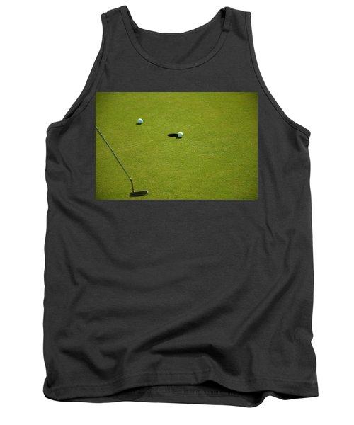 Golf - The Longest Inch Tank Top by Chris Flees