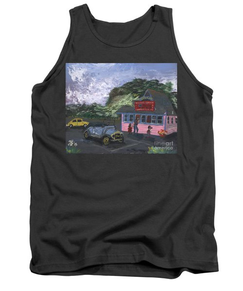 Golicks Ice Cream Tank Top