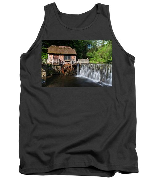 Gomez Mill In Spring #1 Tank Top by Jeff Severson