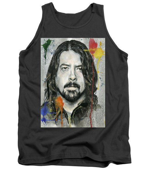 Good Dave Tank Top by Nate Michaels