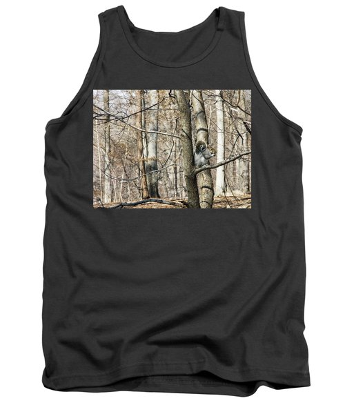 Good Day For Eating Tank Top by Jose Rojas