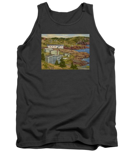 Good Dry Day Tank Top by Jane Thorpe