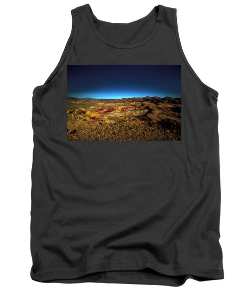 Good Morning From The Oregon Desert Tank Top