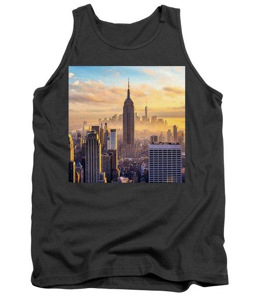 Good Morning New York Tank Top