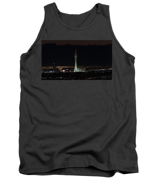 Tank Top featuring the photograph Good Night by Michael Rogers