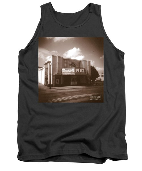 Good Time Theater Tank Top