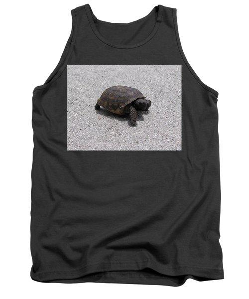 Gopher Tortoise  Tank Top