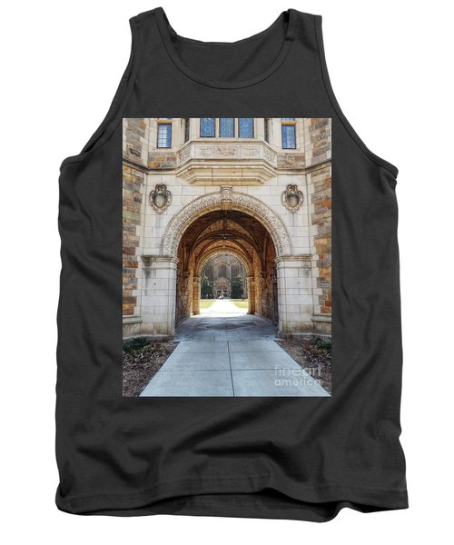 Gothic Archway Photography Tank Top