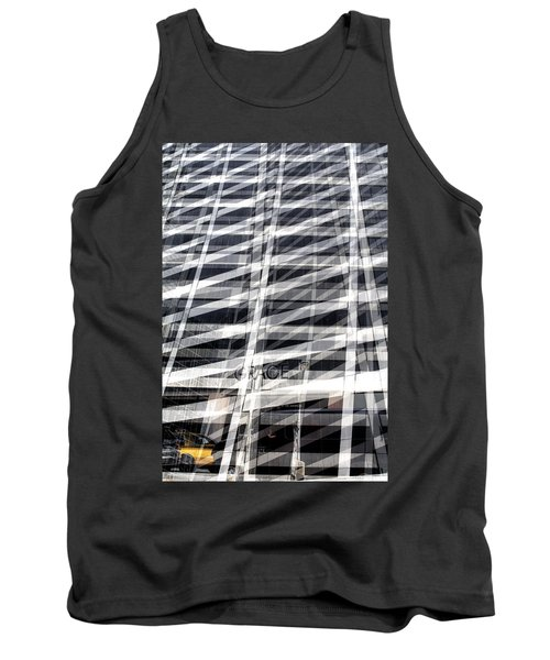 Grace Building Collage 2 Tank Top