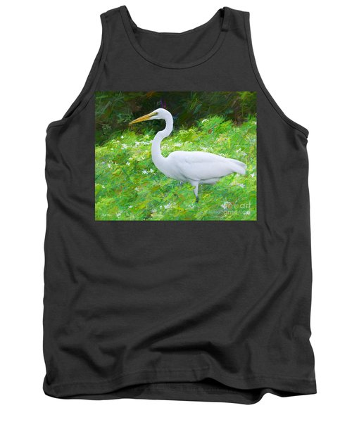 Grace In Nature Tank Top by Judy Kay