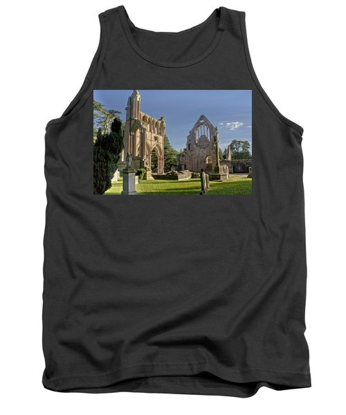 Graceful Ruins. Dryburgh Abbey. Tank Top