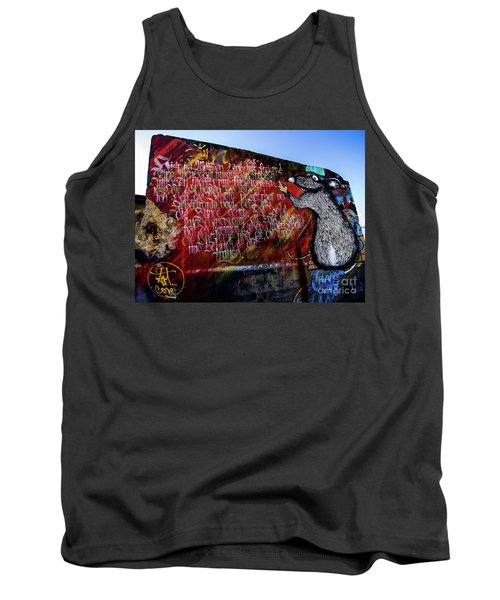 Graffiti_02 Tank Top