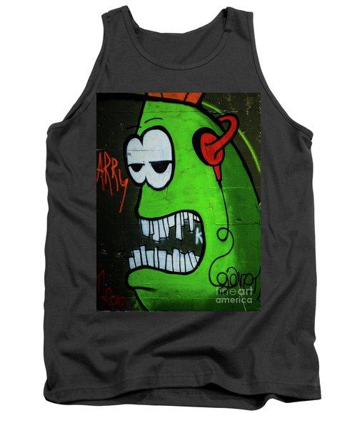 Graffiti_12 Tank Top