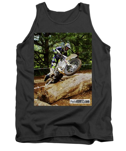 Graham Jarvis At 2017 Kenda Tennessee Knockout Enduro Tank Top