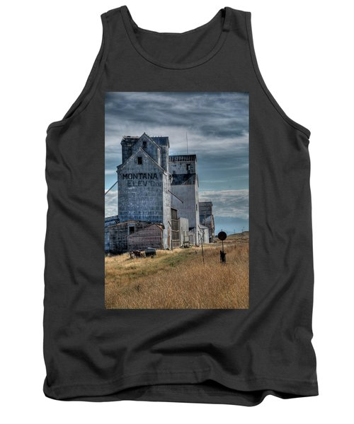 Grain Elevators, Wilsall Tank Top