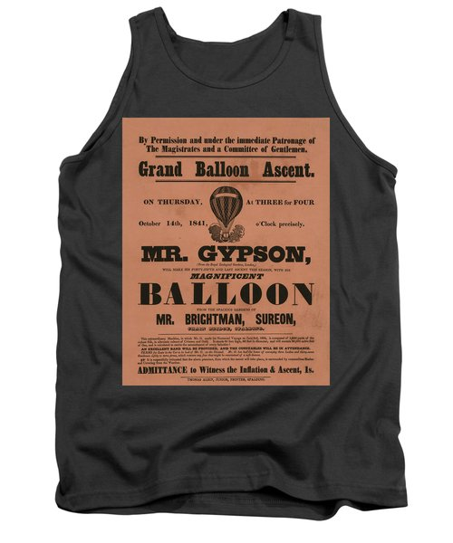 Grand Balloon Ascention Tank Top