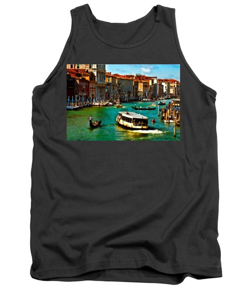 Grand Canal Daytime Tank Top