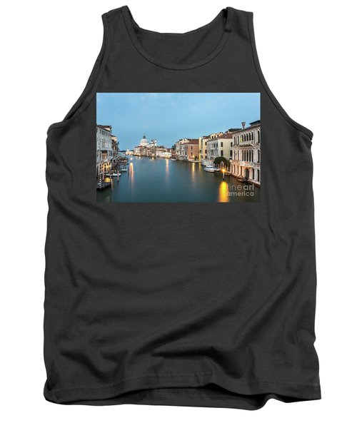 Grand Canal In Venice, Italy Tank Top
