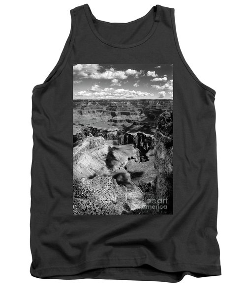 Grand Canyon Bw Tank Top by RicardMN Photography
