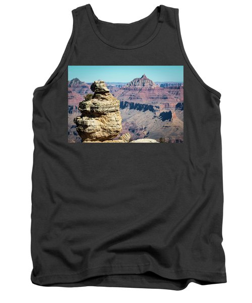 Grand Canyon Duck On A Rock Tank Top
