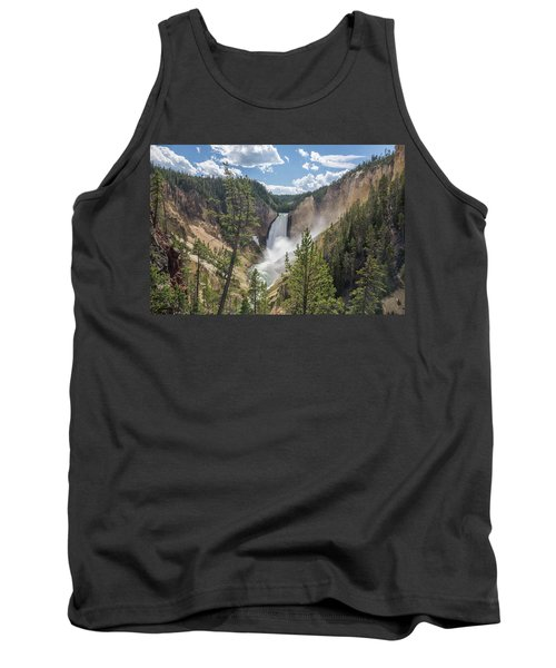Grand Canyon Of Yellowstone Tank Top