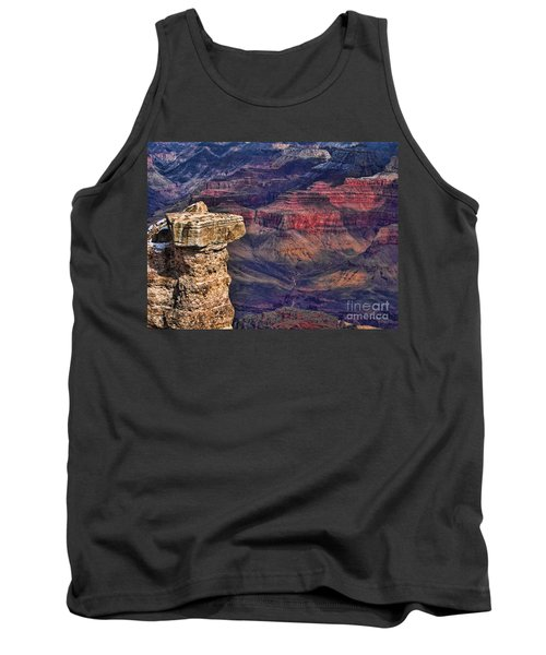 Grand Canyon Stacked Rock Tank Top