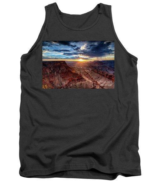 Grand Canyon Sunburst Tank Top