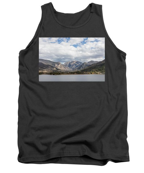 Grand Lake -- Largest Body Of Water In Colorado Tank Top by Carol M Highsmith
