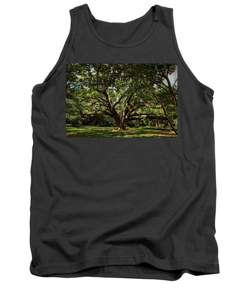 Grand Oak Tree Tank Top