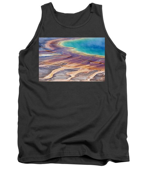 Grand Prismatic Spring 2 Tank Top