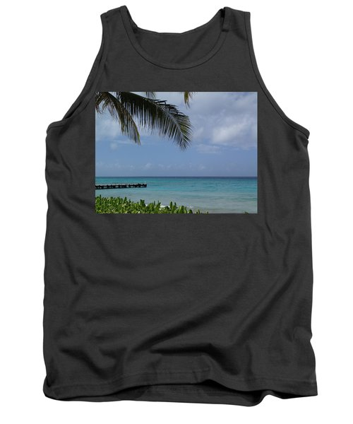 Grand Turk Tank Top by Lois Lepisto