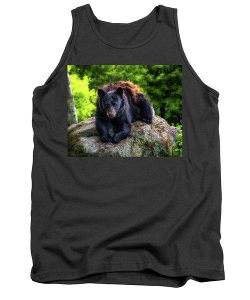 Grandfather Mountain Black Bear Tank Top
