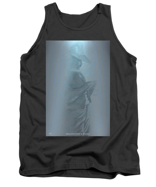 Grandfather's Ghost Tank Top
