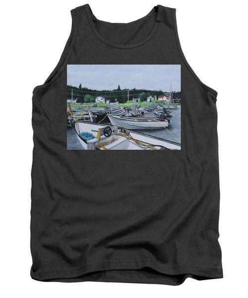 Grandfathers Wharf Tank Top