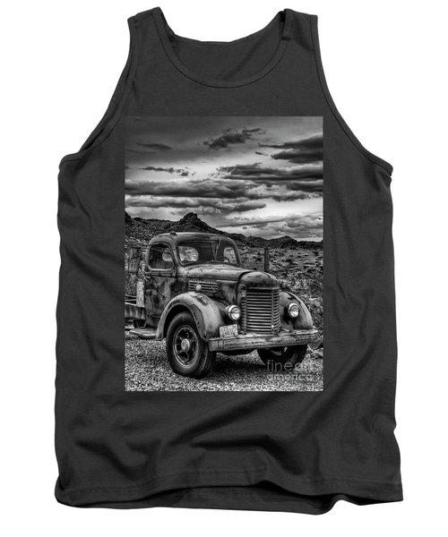 Grandpa's Ride Tank Top