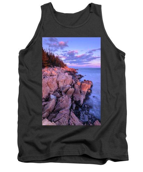 Granite Coastline Tank Top