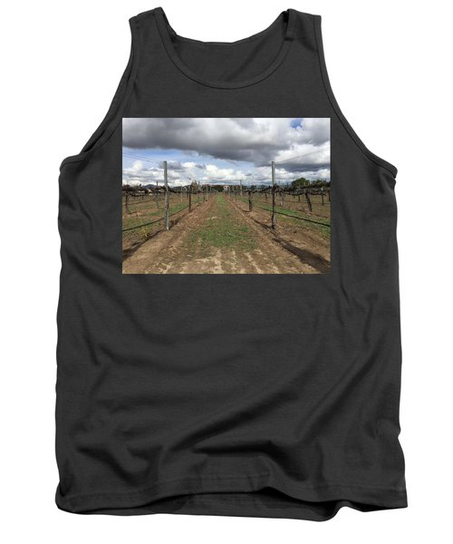 Grapevine Tank Top by Russell Keating