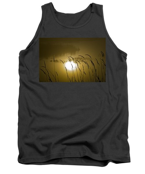 Grass Silhouettes Tank Top