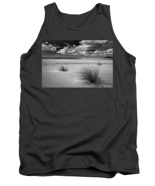 Grasses On The Beach Tank Top