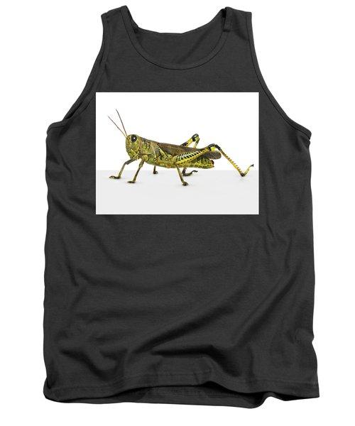 Grasshopper Tank Top by James Larkin