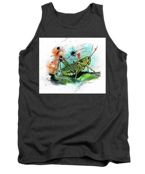 Grasshopper Tank Top