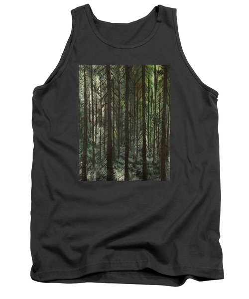 Grave Matters Tank Top by Lisa Aerts
