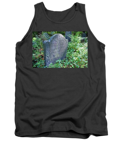 Grave Of Mary Hall Tank Top