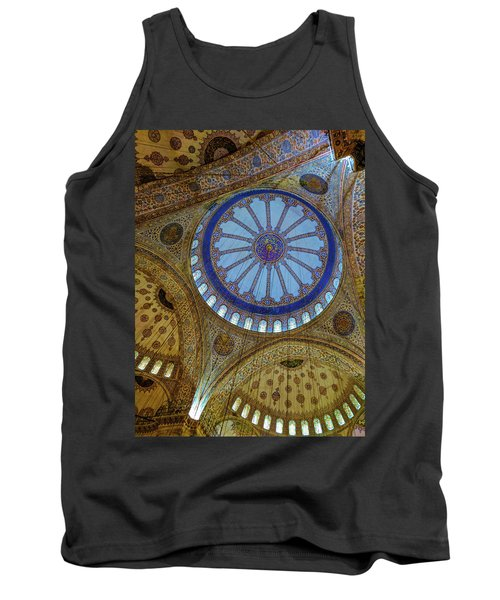 Great Blue Dome Tank Top