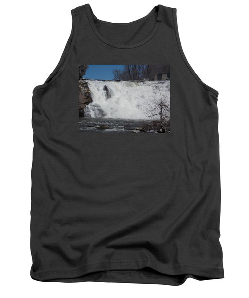 Great Falls In Canaan Tank Top by Catherine Gagne
