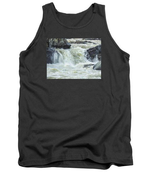Great Falls Of The Potomac Tank Top