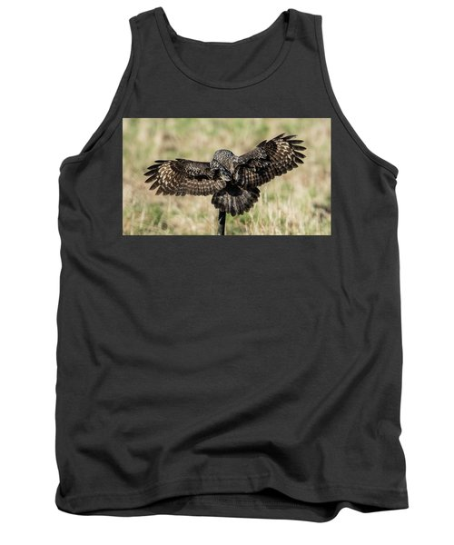 Great Grey's Back Tank Top