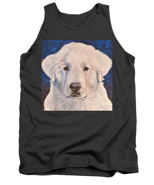 Great Pyrenees Tank Top