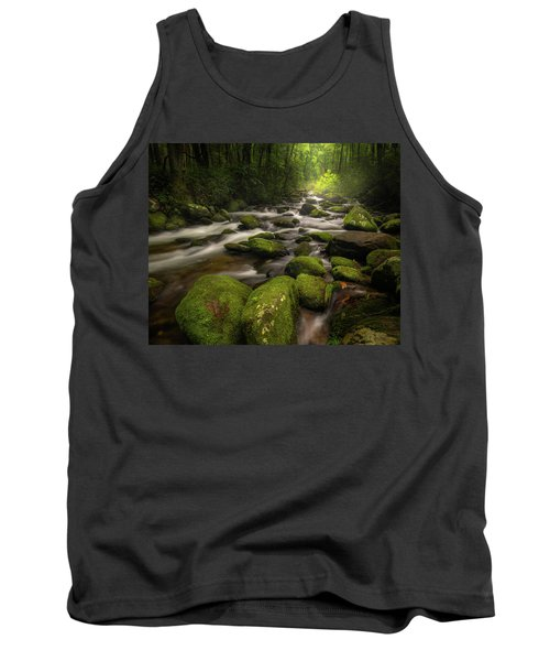 Great Smoky Mountains Roaring Fork Tank Top