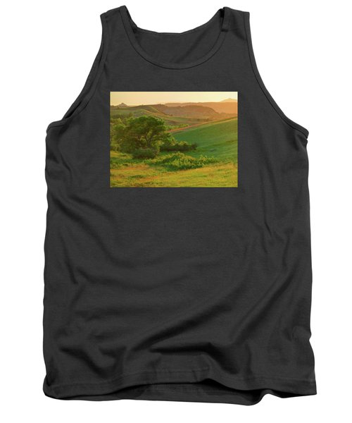 Green Dakota Dream Tank Top